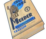 Boek Mulder machinefabriek