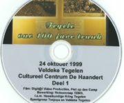 DVD Volksrevue 'Tegele vur 100 jaor trúuk'