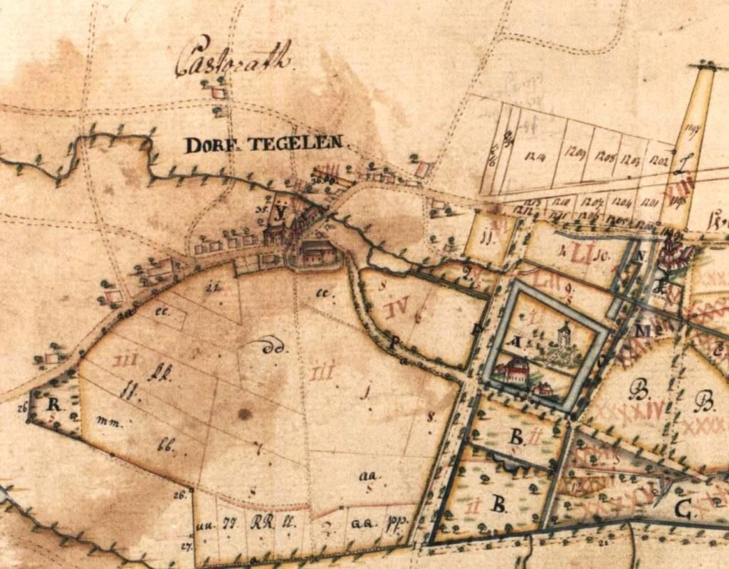 1804 - Gebied De Munt