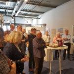 2019-04-20 Bezoekers tijdens de opening van de expositie Zorg in Tegelen (3)