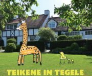 Boek Teikene in Tegelen – kinderversjes in Tegels dialect